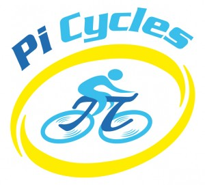 Pi Cycles Round Logo